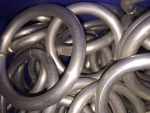Gate And Fence Rings Aluminium Round Bar Discount